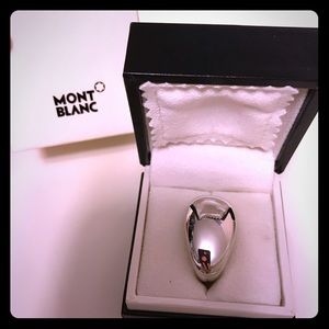 Montblanc Jewelry - Montblanc silver ring