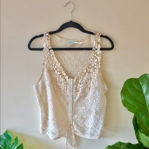 Urban Outfitters Kimchi Blue crop top size L