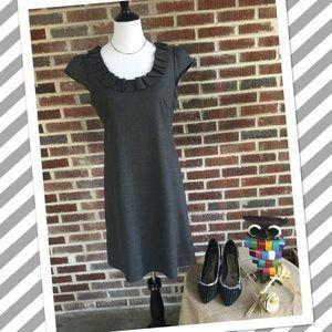 J. Crew Dresses & Skirts - J.Crew Charcoal Gray Dress