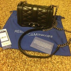 Rebecca Minkoff Handbags - Rebecca Minkoff Mini Live Crossbody