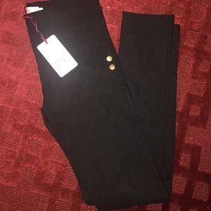 American Vintage Pants - Brand NWT Black high rise skinny jeans