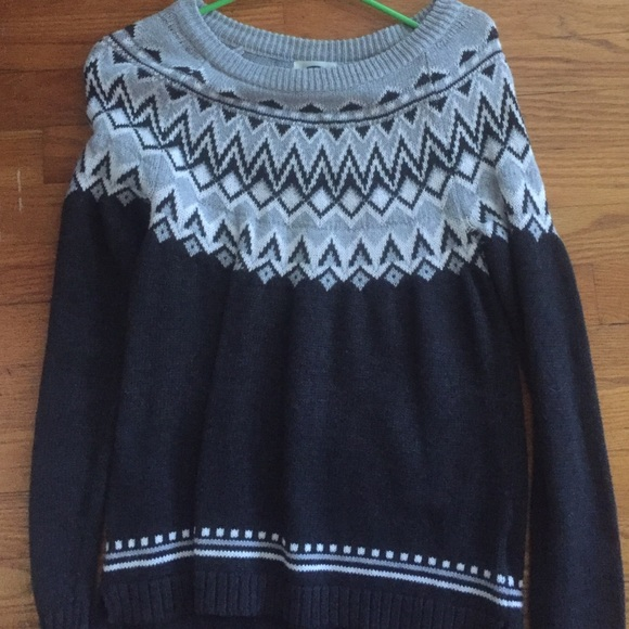 50% off Old Navy Sweaters - Old Navy Fair Isle Sweater from ...