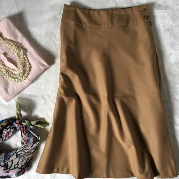 a088c85703f SALE ⭐️Talbots Riding Skirt Wool Italian