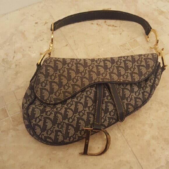 Christian Dior Handbags - Christian Dior Saddle Bag e149c9ef2a