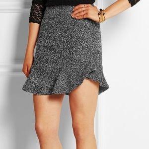 Isabel Marant Bouclé Drye Skirt sz 36