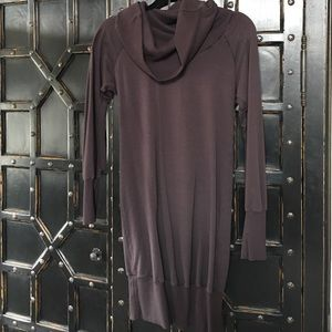 LOVE YAYA Dresses & Skirts - LOVE YAYA Eggplant Sweater Dress