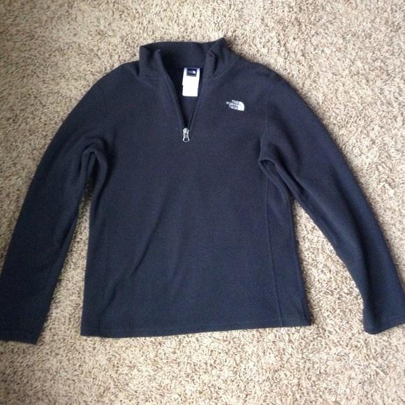 b95c73db95b North Face 1/4 zip sweatshirt. Girls Large 14/16. M_587be4632fd0b7d4cd09abee