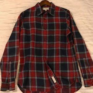Jack Spade Other - Jack Spade Plaid Button Down