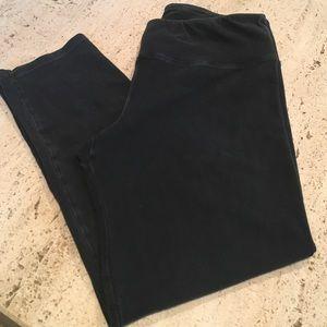 Hard Tail Pants - 💪🏻 HARD⭐️TAIL CROPPED LEGGINGS