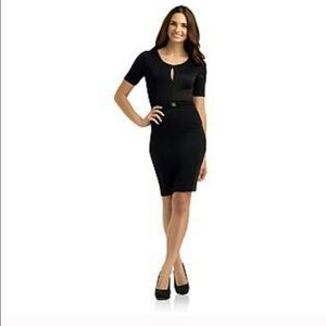 Dresses & Skirts - Contrast trim dress xs