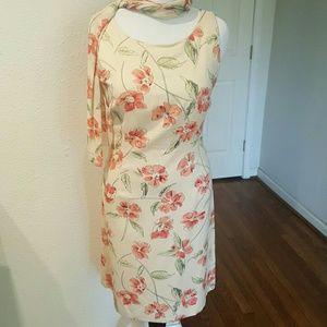 Valerie Stevens Dresses & Skirts - Valerie Stevens Silk/Linen dress