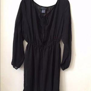 Dresses & Skirts - Peasant dress chiffon