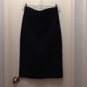Zara Dresses & Skirts - Zara high waisted pencil cut skirt