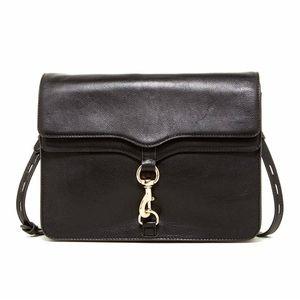Rebecca Minkoff Handbags - Rebecca Minkoff nolita black leather Crossbody