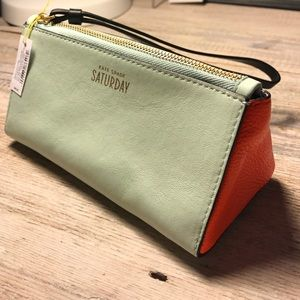 NWT / Kate Spade Saturday prism coin purse