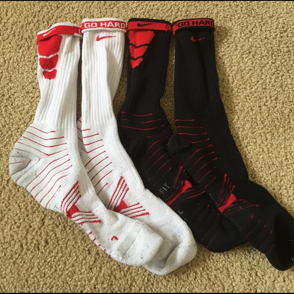 7e0d37dfa364 2 Nike Dri-FIT Vapor Elite Crew Football Socks XL.  M 58d6d7e07f0a058bba019a06