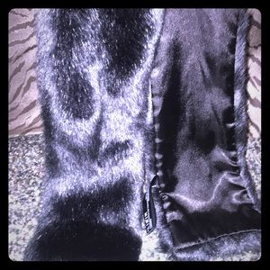 Accessories - Faux Fur Neck Wrap