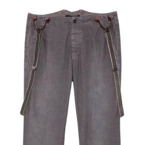 John Varvatos Other - John Varvatos Suspender Pants