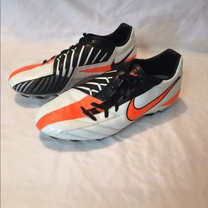 Nike Other - Nike T90 outdoor soccer shoes