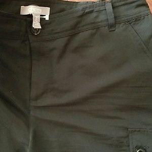 Chico's Pants - NWOT Chico's slacks smooth cargo pants size 2(L)