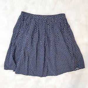Old Navy Dresses & Skirts - Old navy Polka dot mini skirt
