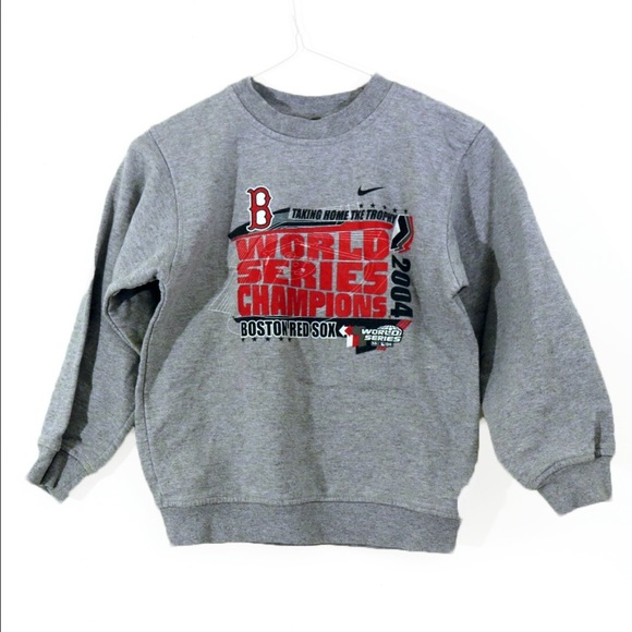 best service 63893 c879c Boston Red Sox 2004 World Series Sweatshirt