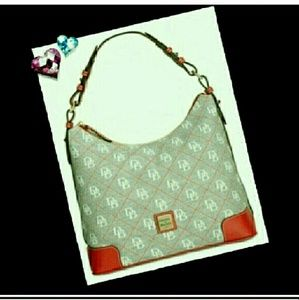 Dooney & Bourke Handbags - D&B Hobo