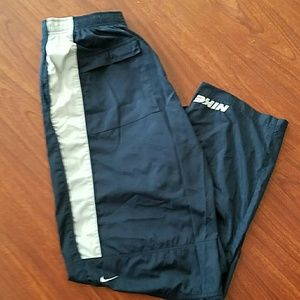 Nike Pants - Like new Womens Nike track pants size Large
