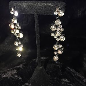 Cara Couture Jewelry - Cubic Zirconia Earrings