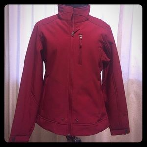 Free Country Jackets & Blazers - NWT: Free Country Softshell Crimson Jacket