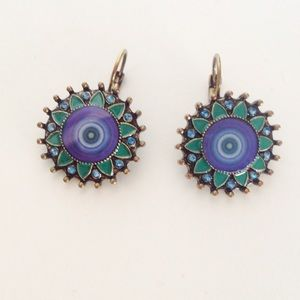 Desigual Jewelry - 65$ Desigual Barcelona earrings. New without tag.