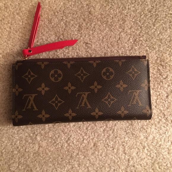 931470a966d Louis Vuitton Adele Wallet