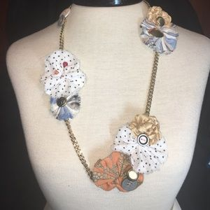 Anthropologie Jewelry - Mixed media necklace