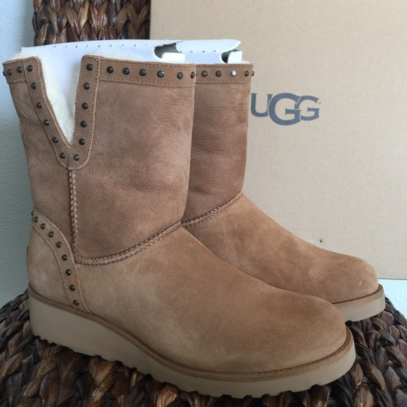 6dbc9c1e8a UGG Shoes | 1 Day Sale Cyd Chestnut Boots | Poshmark