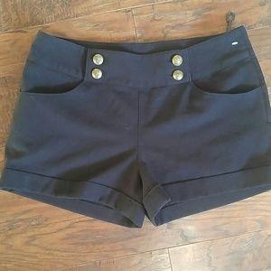 H&M Pants - Brand NEW Black shorts size 8 H&M