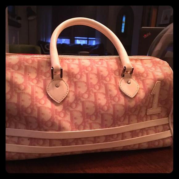 Christian Dior Bags   Dior Satchel Trade For Christina   Poshmark ebd60653f9