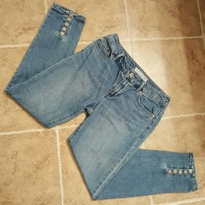 Chico's Size 0 Jeans