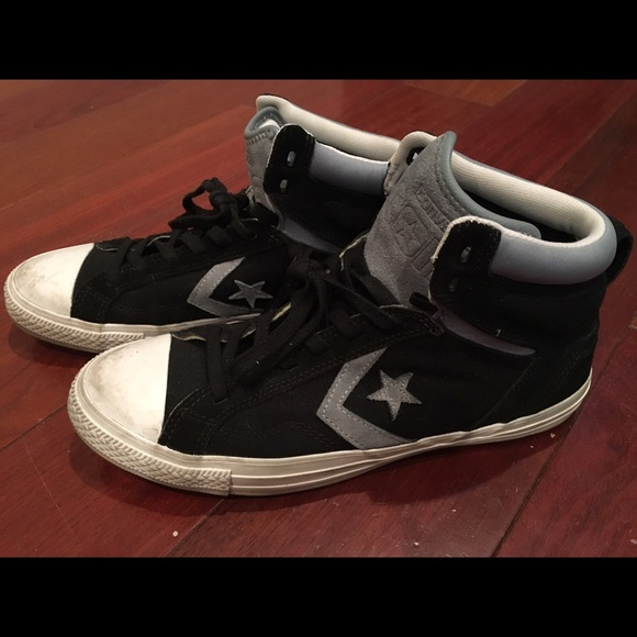 a7f38e19619 Converse Other - Converse pro leather vintage suede sneakers