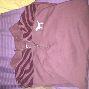 BNWOT zebra VS xs hoodie