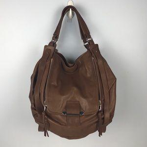Kooba Handbags - Jonnie Kooba Leather Shoulder Bag