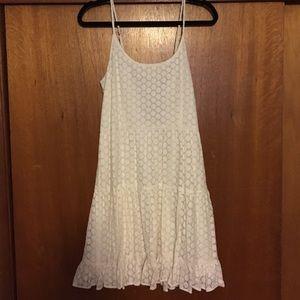 Lace Free People Inspired Boho Dress