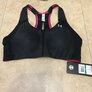 Under Armour Other - NEW WITH TAGS Under Armour Sports Bra