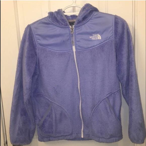 Nike Sweaters - Super cute XS lavender North Face