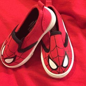 Marvel Other - Marvel Spider-Man shoes