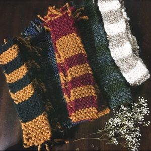 Accessories - Bohemian Harry Potter Scarf