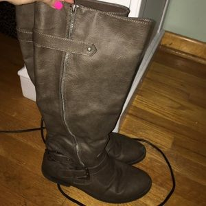 d0b6249146c77 jcpenney Shoes - Gray boots