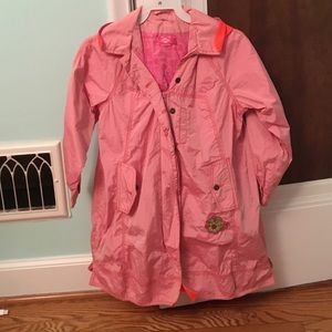 Oilily Other - Oilily Girls rain coat