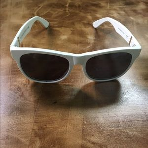 RetroSuperFuture Accessories - Retro super future Classic Wayfarer in white