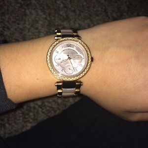 Michael Kors Accessories - Authentic Michael Kors watch rose gold