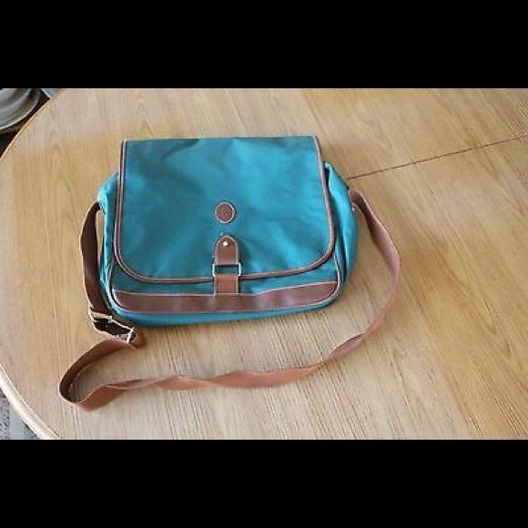 8e02d2a5c7c5 Vintage Ralph Lauren POLO canvas Carry On Shoulder